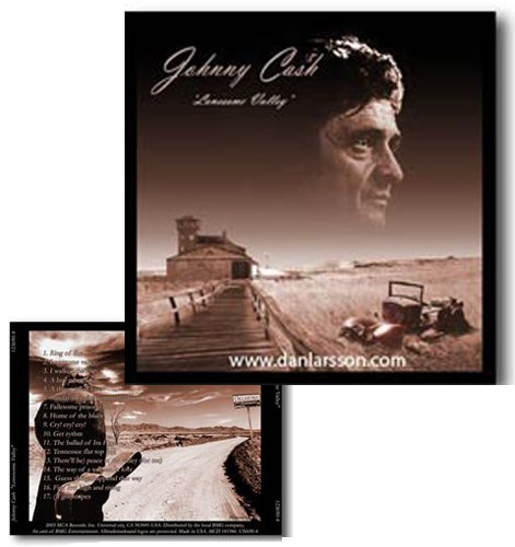 CD-omslag _ Johnny-Cash