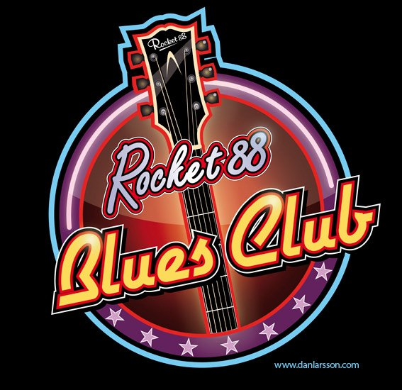 Logo - Blues Club
