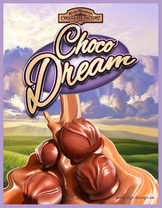 Choco Dream - illustration choklad